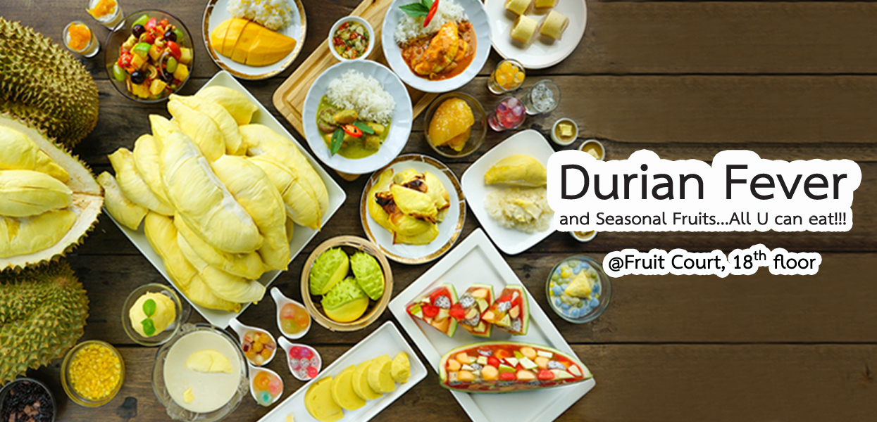 Durian Fever